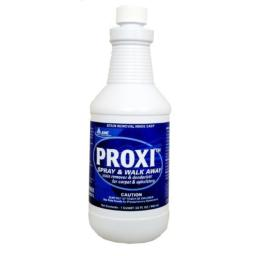 Proxi Spray & Walk Away- Stain Remover-12 Quart Case- New label Wee care stain Remover by Rochester Midland
