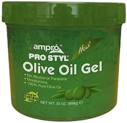 Ampro Olive Oil Gel, 32 oz (Pack of 2)