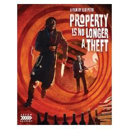 Property is no longer a theft (blu-ray/dvd/2 disc) BRAA003
