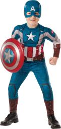 Rubies Marvel Comics Collection Captain America The Winter Soldier Fiber Fi... RU620046LG