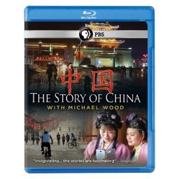 Story of china with michael wood (blu-ray/2 disc) BRSCH600