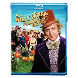 Willy wonka & the chocolate factory (blu-ray) BR165895
