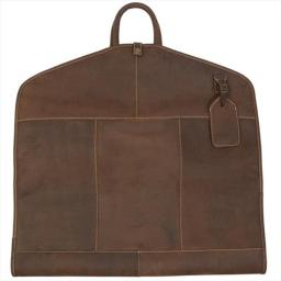Canyon Outback Leather CS602-44 Turtle Creek Leather Garment Sleeve, Distressed Brown