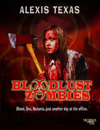 Bloodlust Zombies Movie Poster (11 x 17) P2ZDCIJGOILA9E1C