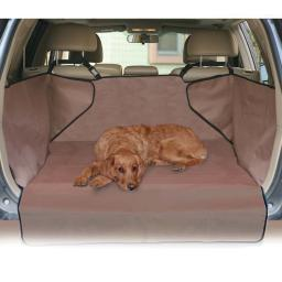 K&H Pet Products 7868 Tan K&H Pet Products Economy Cargo Cover Tan 52 X 40 X 18