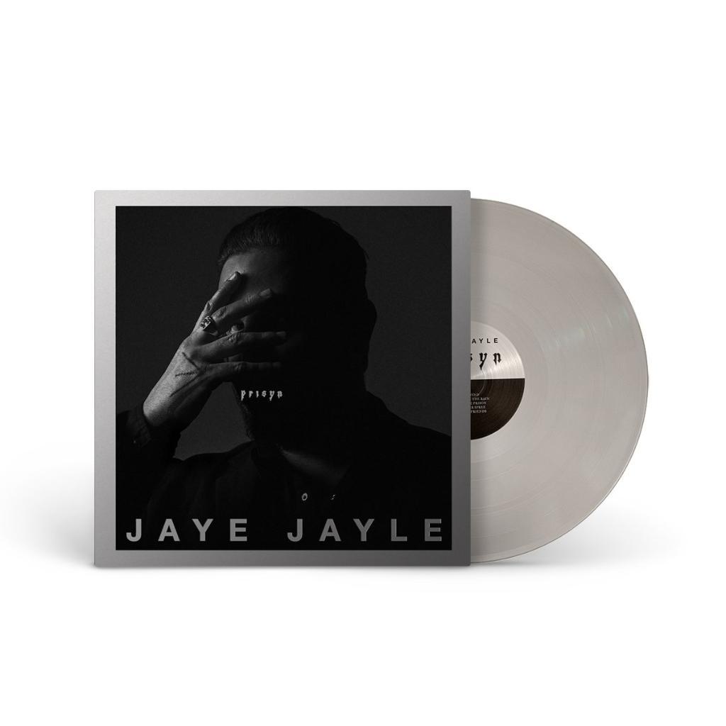 Jaye Jayle - Prisyn Silver Vinyl