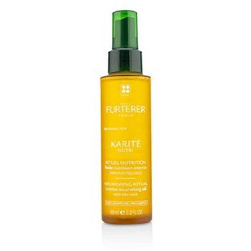 Rene Furterer 220125 3.3 oz Karite Nutri Nourishing Ritual Intense Nourishing Oil for Very Dry Hair