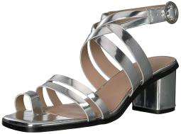 BCBGeneration Womens erica Open Toe Casual Ankle Strap Sandals