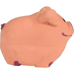 COASTAL PET PRODUCTS LI'L PALS LATEX PIG DOG TOY 3 IN PINK 827944