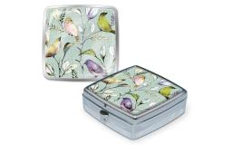 Pun43840 punch studio pill box birds