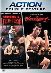 Showdown in little tokyo/bloodsport (dvd/double feature) D76758D