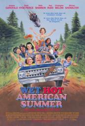 Wet Hot American Summer Movie Poster (11 x 17) MOV201854