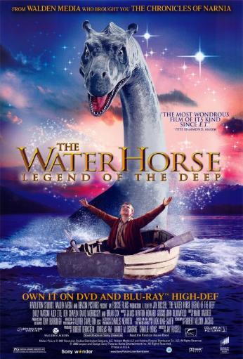 The Water Horse Legend of the Deep Movie Poster (11 x 17) 1430414