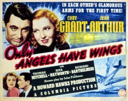 Only Angels Have Wings Cary Grant Jean Arthur 1939. Movie Poster Masterprint EVCMSDONANEC002HLARGE