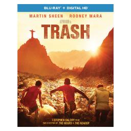 Trash (blu ray/digital hd) BR62171383