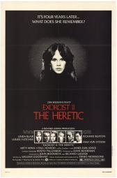 Exorcist 2: The Heretic Movie Poster Print (27 x 40) MOVAF6423