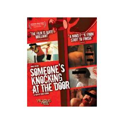 Someones knocking at the door (blu-ray/2.35)
