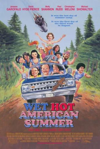 Wet Hot American Summer Movie Poster (11 x 17) 1134689