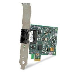 Allied Telesis Inc. At-2711Fx/Sc-901 At-2711Fx/Sc-901 Pci Express X1 Fiber 100Base-Fx Network Adapter