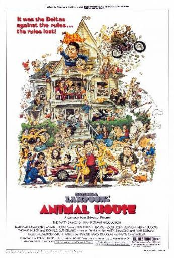 National Lampoon's Animal House Movie Poster (11 x 17) SJDDSAXFWSCLOHOZ