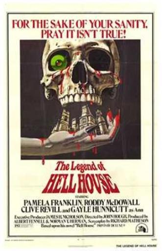 The Legend of Hell House Movie Poster (11 x 17) 8AP3CMSAK38X0PY2