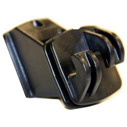Hillman Fasteners 210646 Claw Insulator, Black - Pack of 25