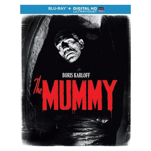 Mummy (1932) (blu ray w/digital hd/uv) QZE4IDIX0XE0HZXO