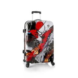 Heys International 16149-6028-26 26 in. Marvel Adult Spinner Luggage, Spiderman