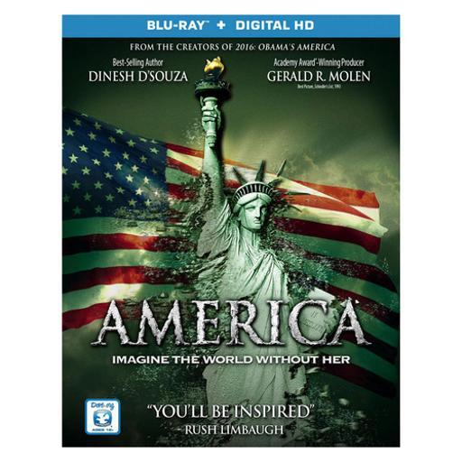 America-imagine the world without her (blu ray w/dig hd)(ws/eng/eng sub/sp/ 1291194