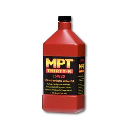 MPT Industries MPT28 MPT THIRTY-K 5W30 100% Synthetic Motor Oil