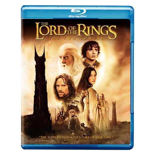 Lord of the rings-two towers (blu-ray) SG24QIO5QRITT96H