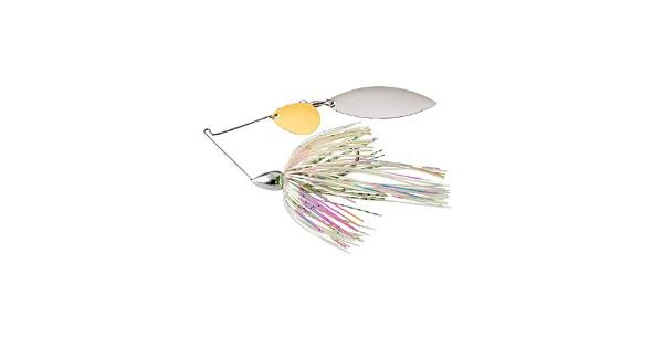 War eagle spinner baits we nkl tand wil spinnrbt shiny shad we38nt20