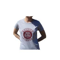 Bayside Tigers T-Shirt Saved By The Bell High School Kelly Kapowski Costume Gift