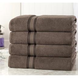 affinitylinens-afzt4bath-cho-soft-and-thick-zero-twist-cotton-pack-of-4-bath-towels-chocolate-7bbf030073863a1a