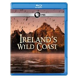 Irelands wild coast (blu-ray) BRIRE600
