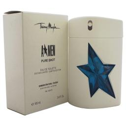 A*Men Pure Shot By Thierry Mugler For Men - 3.4 Oz Edt Spray (Limited Edition)(Tester)