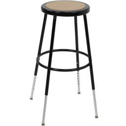 Ergotron 97-859 ergotron classroom stool.counter-height level seating to compliment the learnfit