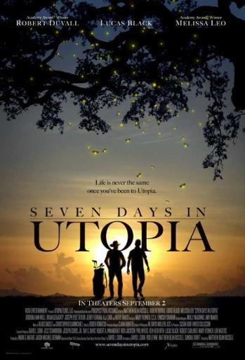 Seven Days in Utopia Movie Poster (11 x 17) 9WNSO4UKMQXQLFFF