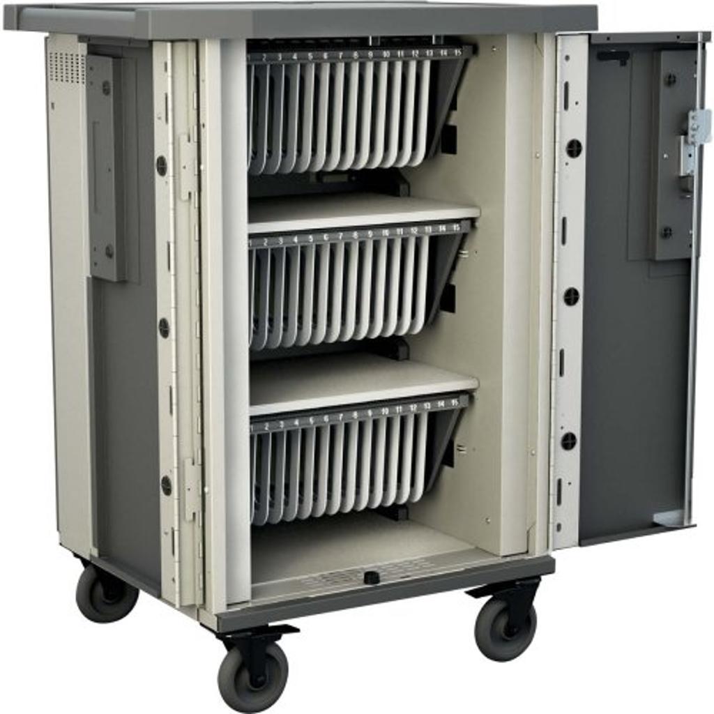 Bretford manufacturing t30c-p-ac-us ever cart ac for 30dev adj dev