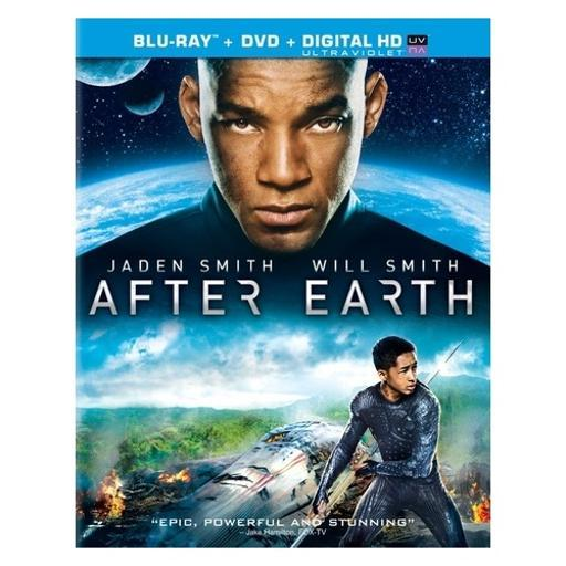 After earth (blu-ray/dvd combo/ultraviolet/2 disc/ws 2.40/dd5.1/eng/1.33) TEE9FFST1MBNQ8UE