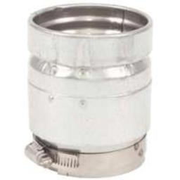 Selkirk 243243 Adjustable Pipe Connector, 3""