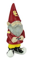 University of Southern California Officially Licensed Garden Gnome Statue