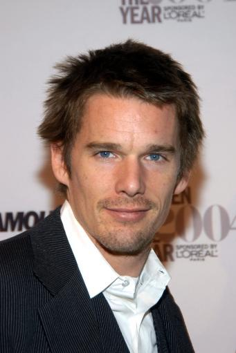 Ethan Hawke At The Glamour Magazine 2004 Women Of The Year Awards At The American Museum Of Natural History, Ny November 8, 2004. Photo Print
