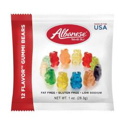 Albanese 9007965 1 oz Assorted Gummi Bears