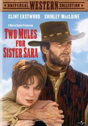 Two mules for sister sara (dvd) dol dig 2.0 mono/english D20549D