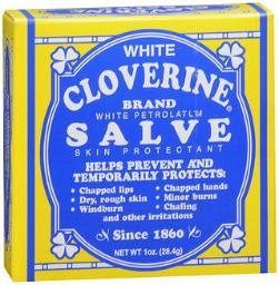 Cloverine Salve Skin Protectant - 1 Oz, Pack Of 3
