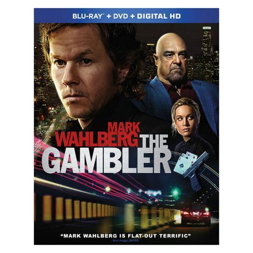 Gambler (2014) (blu ray/dvd combo w/digital hd) (2 discs) nla 1292668