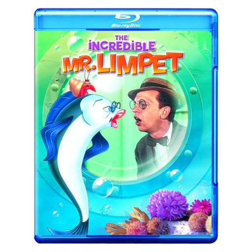 Incredible mr limpet (blu-ray) 1290319