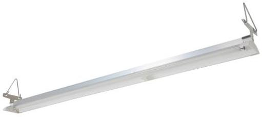 Sun Blaze T5 Fluorescent - Supreme - 4 ft. Fixture 1 Lamp 120V - Indoor Grow Light Fixture for Hydroponic and Greenhouse Use