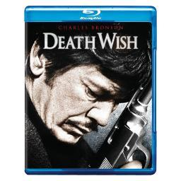 Death wish (blu ray) (ws) BR59191275
